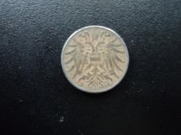 EMPIRE D'AUTRICHE - HONGRIE : 2 HELLER    1916   KM 2824       TTB * - Austria
