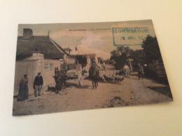 """Petit Village SOMMESOUS """"Rue D'Haussimont"""" - Francia"""