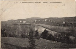 La Dordogne Pittoresque DOMME Rochers Vallée De Caudon - Sonstige Gemeinden