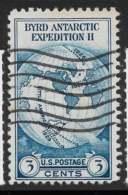 Yvert 323 Michel 359 - 3 C Bleu - O - United States
