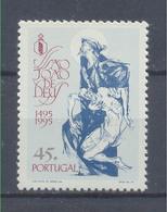 Año 1995 Nº 2046 Aniv. Nacimiento San Juan De Dios - 1910-... República