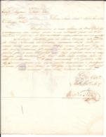 PERNAMBUCO BRAZIL BRASIL A PORTO YEAR 1864 ENVELOPPE CIRCULEE VOIR SCANS - Brasilien