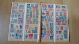 Rest Italien Mit 1050 Marken - Stamps