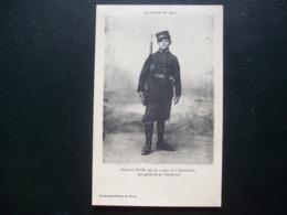 Carte Postale Ancienne - Fernand Colin, Badonviller - Enfant Soldat - Francia