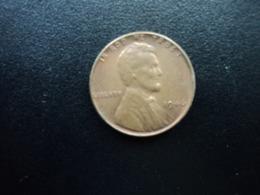 ÉTATS UNIS D'AMÉRIQUE : 1 CENT   1946   KM A132     SUP - 1909-1958: Lincoln, Wheat Ears Reverse