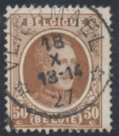 "Houyoux - N°203 Obl Relais ""Vliermael"" / Pli - 1922-1927 Houyoux"