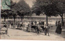 LOIRE / SAINT-ETIENNE Place Vilboeuf Le Charabarras (marché Aux Chevaux - Saint Etienne