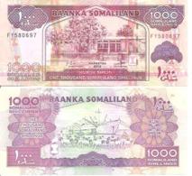 Somalia  P-20d  1000 Shillings  2015  UNC - Somalia