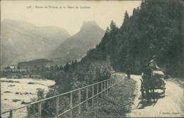 74 THONES /  Route De Thone Et Dent De L'Enfer / - Thônes
