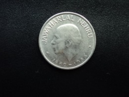 INDE : 50 PAISE   ND 1964 (C)    KM 56      SUP - India