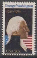 USA 1982 George Washington 1v ** Mnh (45081) - Ongebruikt