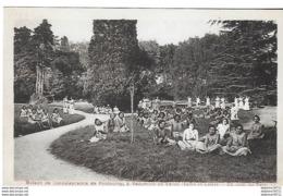 Maison De Convalescence De Pontourny , à Beaumont-en-Véron - Frankrijk