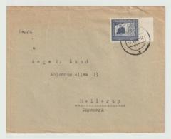 Germany - 1933 - Rare - Vintage Registered Cover - To DENMARK - Deutschland