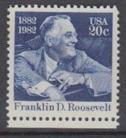 USA 1982 Franklin D. Roosevelt 1v ** Mnh (45081A) - Ongebruikt