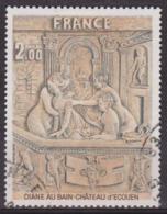 Art - Sculpture - FRANCE - Chateau D' Ecouen: Diane Au Bain - N° 2053 - 1979 - France