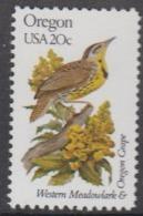 USA 1982 Oregon 1v ** Mnh (45081C) - Ongebruikt