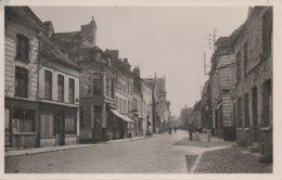 Aire Sur La Lys Rue De St Omer Petite Tache Au Dos Coin Droit - Aire Sur La Lys