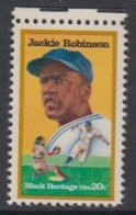 USA 1982 Jackie Robinson 1v ** Mnh (45081D) - Ongebruikt