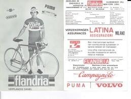 691 - CYCLISME - WIELRENNEN -  VERPLANCKE DANIEL - Cyclisme