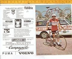 656 - CYCLISME - WIELRENNEN - POLLENTIER MICHEL - Ciclismo