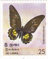 Sri Lanka YV 500 MNH 1978 Papillon - Coquillages