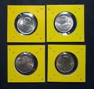 Thailand Coin 1 Baht 1982-1985 Circulation Grand Palace Y159.1 - 4 Years - Thaïlande