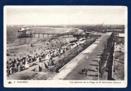 Maroc. Mazagan. Vue Générale De La Plage Et Boulevard Guillaume Chavent - Marocco