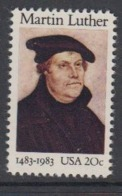 USA 1983 Martin Luther 1v ** Mnh (45081R) - Ongebruikt