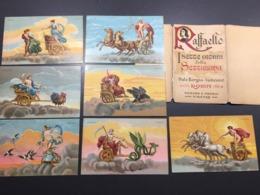 I Giorni Della Settimana - Serie Completa Di 7 Cartoline Con Pochette - Illustratori & Fotografie