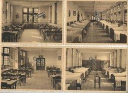 EEKLO -  Eecloo :  Gesticht St-Jan-Baptist :  5  Postkaarten 15 X 10.5 ( Zie Verso :  Kaarten Waren Ingeplakt ) - Eeklo