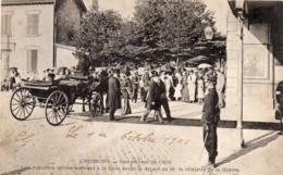 02 Soissons, Manoeuvres 1906, - Soissons