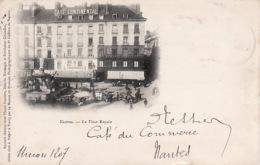 3135407Nantes, La Place Royale Café Continental 1900 (inf.défaut) - Nantes