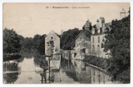 Cpa    Romorantin   Quai Jacquemard.   TBE - Romorantin