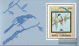 Cuba Block80 (complete Issue) Unmounted Mint / Never Hinged 1983 Birds - Nuevos
