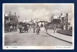 Maroc. Mazagan. Vue Vers La Place Brudo - Marocco