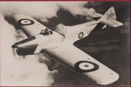 CPA Schoolvliegtuig Miles Magister Van De Royal Air Force Vliegtuig Avion Airplane Aircraft (In Very Good Condition) - 1939-1945: 2ème Guerre
