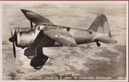 Westland Lysander II Monoplane WW2 WWII Royal Air Force Vliegtuig Avion Airplane Aircraft (In Very Good Condition) - 1939-1945: 2de Wereldoorlog
