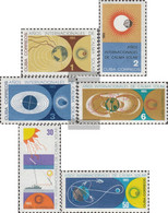 Cuba 1020-1025 (complete Issue) Unmounted Mint / Never Hinged 1965 Year The Quiet Sun - Nuevos