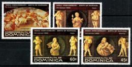 Dominica Nº 782/84 Nuevos - Dominica (1978-...)