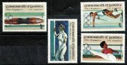 Dominica Nº 798/801 Nuevos - Dominica (1978-...)