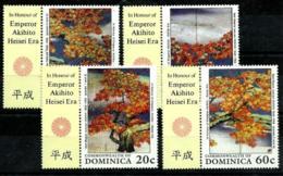 Dominica Nº 1117/20 Nuevos - Dominica (1978-...)