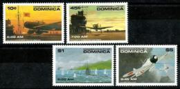 Dominica Nº 1287/90 Nuevos - Dominica (1978-...)