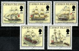 Caimanes Nº 739/43 Nuevo - Caimán (Islas)