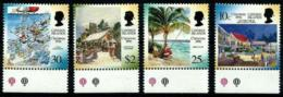 Caimanes Nº 783/86 Nuevo - Caimán (Islas)
