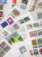 LUXEMBOURG - BEAU LOT DE 226 ENVELOPPES ET CARTES PREMIER JOUR - FDC - FIRST DAY COVERS - COVER - ISSUE - EMISSION - FDC