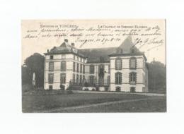 Environs De TONGRES - Le Château De Sheeren Elderen (1910). - Tongeren