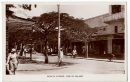TANZANIA - ACACIA AVENUE, DAR ES SALAAM - Vedi Retro - Formato Piccolo - Tanzania