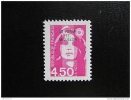 Saint Pierre Et Miquelon: TB N° 631, Neuf XX. - Unused Stamps