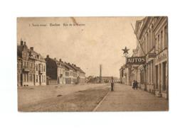 Statie Straat  EECLOO  Rue De La Station. - Eeklo