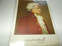B743  Mozart Non Viaggiata - Musica E Musicisti